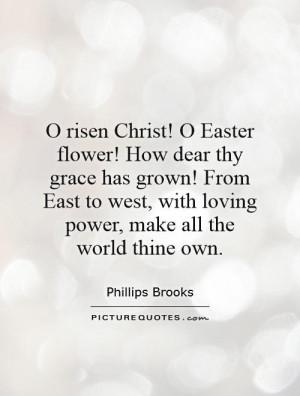 Phillips Brooks Quotes