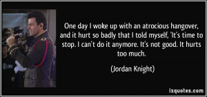 More Jordan Knight Quotes