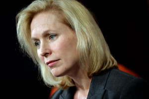 Kirsten Gillibrand: I don't know who called me 'porky'