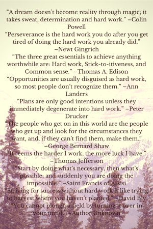 ... Quotes To Keep You On Track When The Self Employed Going Gets Tough