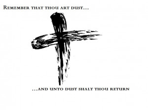 Ash Wednesday: Tear apart your hearts, not your garments... (Jl 2, 12 ...