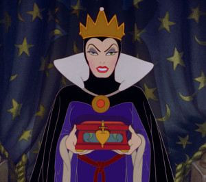 ... of horrible people. Today, The Evil Queen! Who should we do next