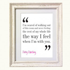 Dirty Dancing Quotes