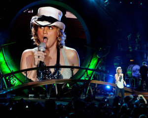 In concert: Sugarland at Merriweather Post Pavillion