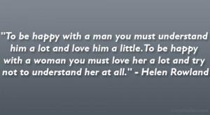Helen Rowland Quote