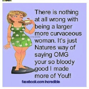 Just for thick girls