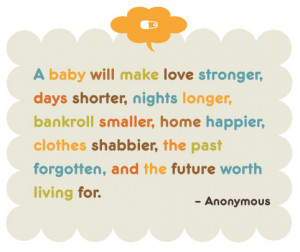 15 Inspirational Quotes for New Parents