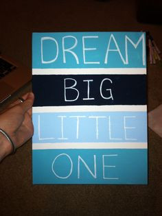 first big little craft of the year more dream big big little crafts ...