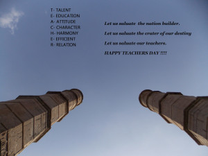 Teachers day pictures
