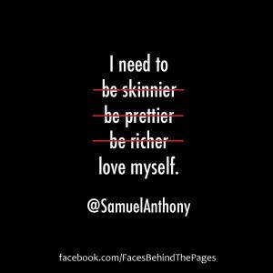 I Love Myself Quotes Love Myself Quotes Gra...