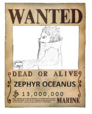 Wanted Zephyr1