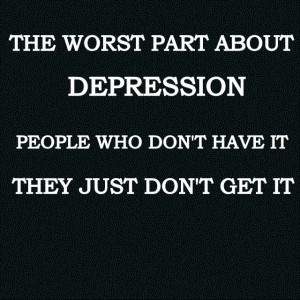 how to tell if someone is depressed