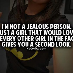 how to get over your jealousy