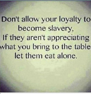 Quote loyalty