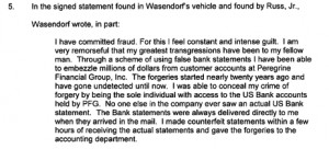 Here's a screenshot of the suicide note, from the complaint (which ...