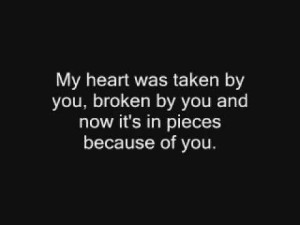 Very Sad Quotes About Life And Love