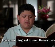 modern family manny quotes