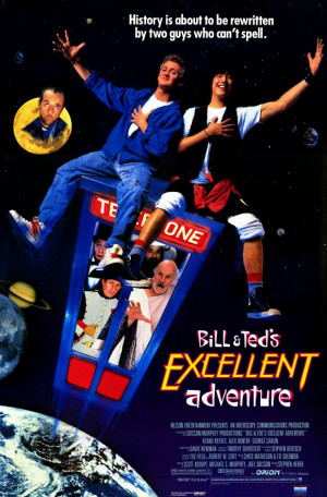 VHS Night: Bill and Ted's Excellent Adventure (1989)