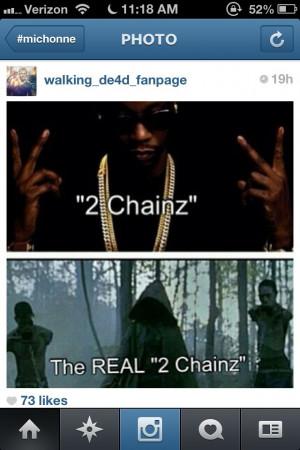 My 2 chainz