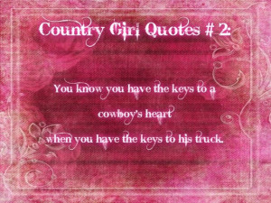 cowgirl tuff quotes
