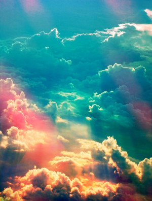Beautiful Sky by psychedelicstuff