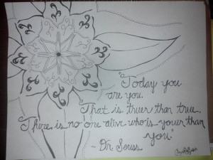 drawing quotes tumblr