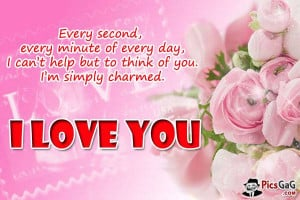 Thinking Of You Best Love Quotes