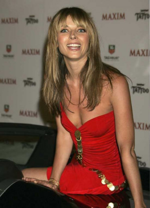 Bastardly Flashback Friday Rachel Perry 2005 MAXIM Hot 100 Party