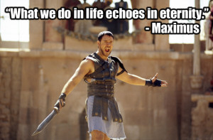 when life gives you movie quotes, make motivational memes!