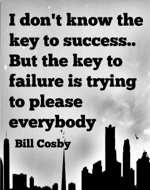 Favourite Quotes: Bill Cosby Quotes