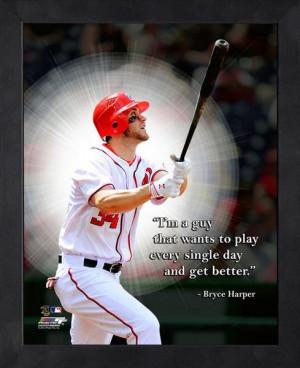 Bryce Harper Pro Quote
