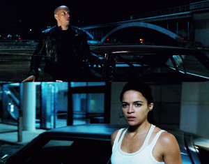 Fast and Furious 6 - dom-and-letty Fan Art