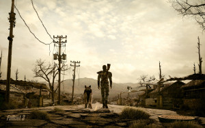 Lone Wanderer - The Fallout wiki - Fallout: New Vegas and more