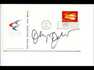 Olympia Dukakis Oscar Moonstruck Signed Autograph FDC