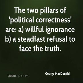 Anti Political Correctness Quotes