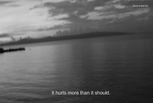 love lost quote life text depressed depression sad lonely words pain ...