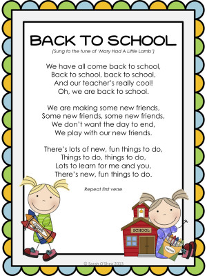 The Royal Baby and a free 'Back To School' Song