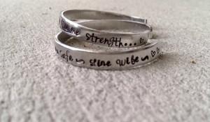 Lineman Bracelet- Lineman Wife Prayer - Journeyman Lineman Jewelry ...