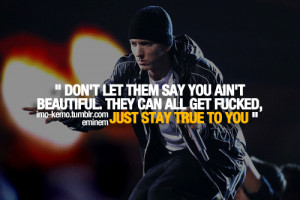 Eminem Quotes About Love And Life Pictures
