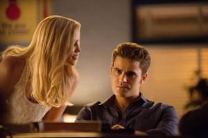 que Stefan (Paul Wesley) superaría a Elena (Nina Dobrev) con Caroline ...