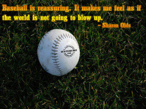 Home » Famous Quotes » famous baseball quotes