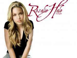 Rosalie Hale Rosalie Hale