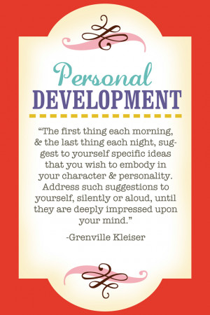 Personal Development Quotes 5 images above is part of the best ...