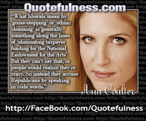 Posts in category Ann Coulter