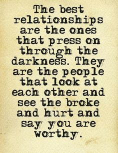 On People, Difficult Relationships, Worthy Quotes, Easy Relationships ...