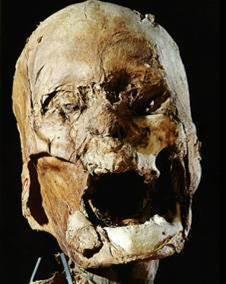 eerdere identificatie van het hoofd van de Franse koning Henri IV