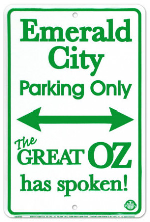 Wizard of Oz Decor, Gifts, Collectibles
