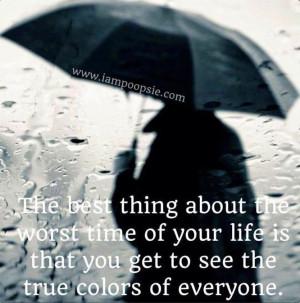 True colors quote via www.IamPoopsie.com