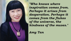 Amy Tan's quote #6