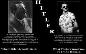 hitler-atheist